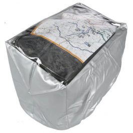 Rain cover for tank bag