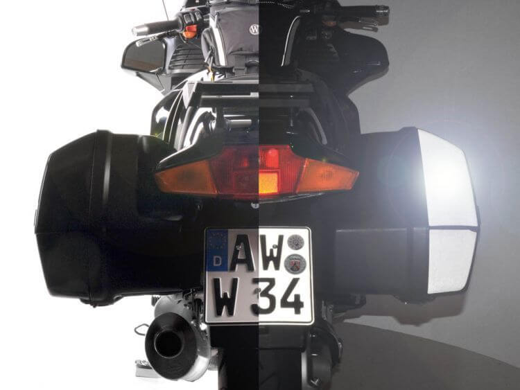 MasterReflex Reflective Film for original BMW cases only