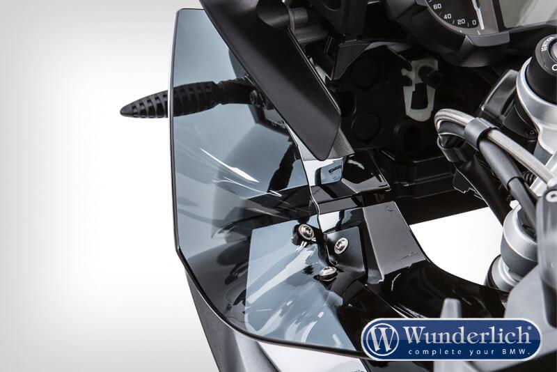 ERGO wind deflector