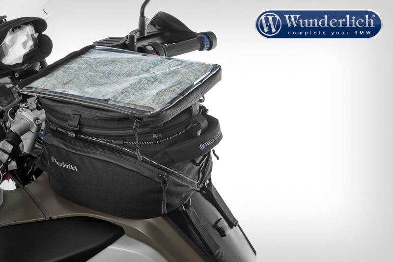Wunderlich Tank bag ELEPHANT »BLACK Edition«