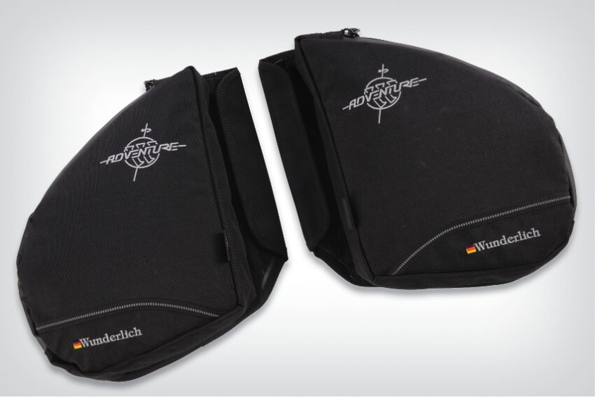 Wunderlich Crash Bar Bags | Pair