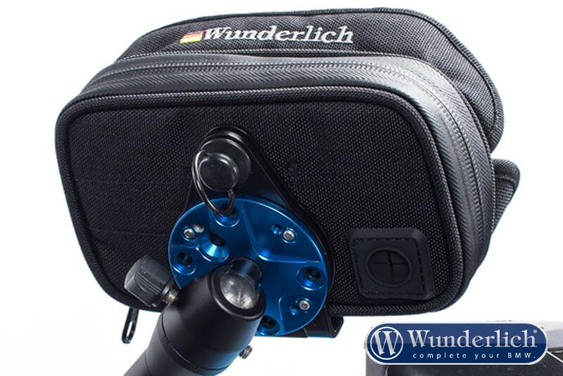 Wunderlich quick fastener Media Bag