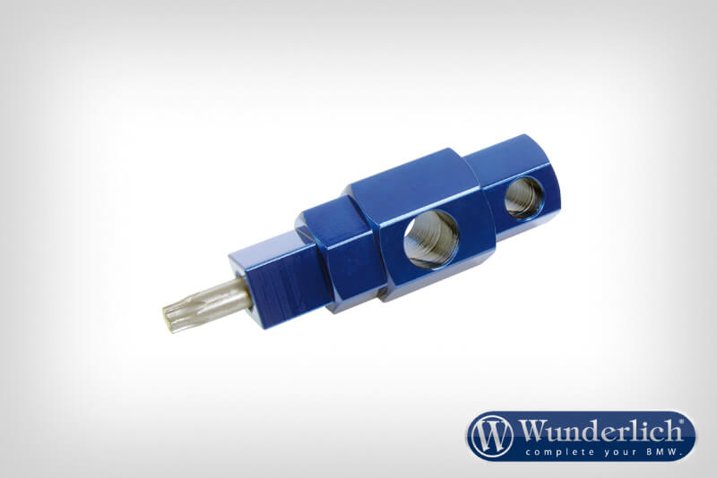 Wunderlich MultiTool spindle tool