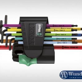 Wera L-keys set Torx Multicolor