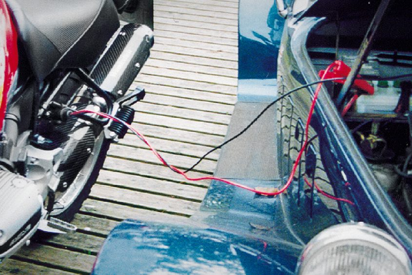 BAAS Bikestart