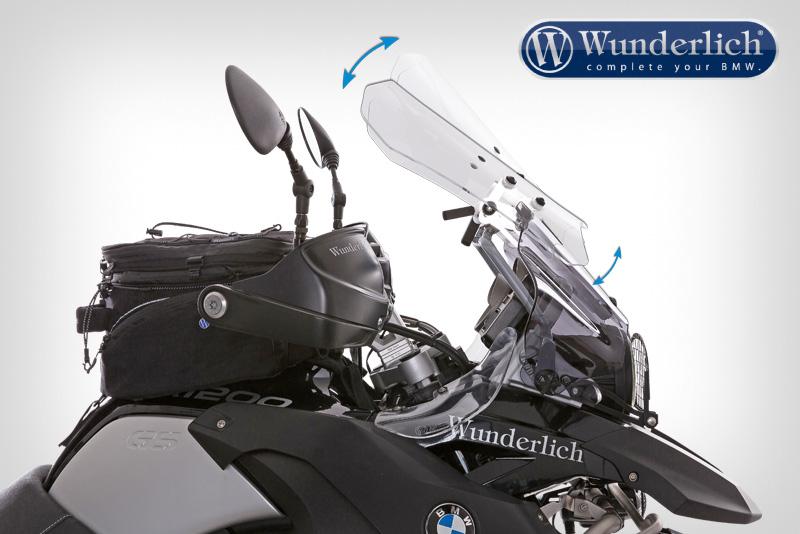 Vario  Windscreen