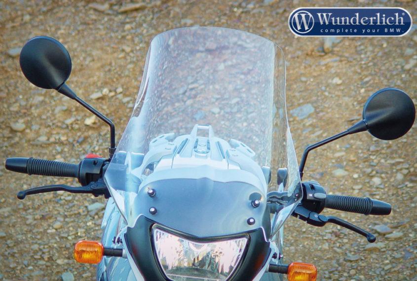 ERGO windshield