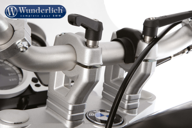 Wunderlich handle bar quick-release fastener