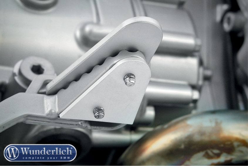Brake lever extension GS models
