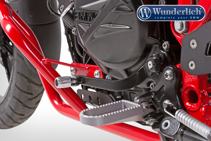 Gear shift lever foldable