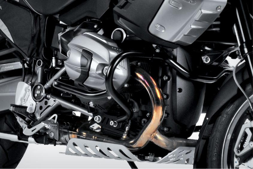 Wunderlich Engine protection bars GS