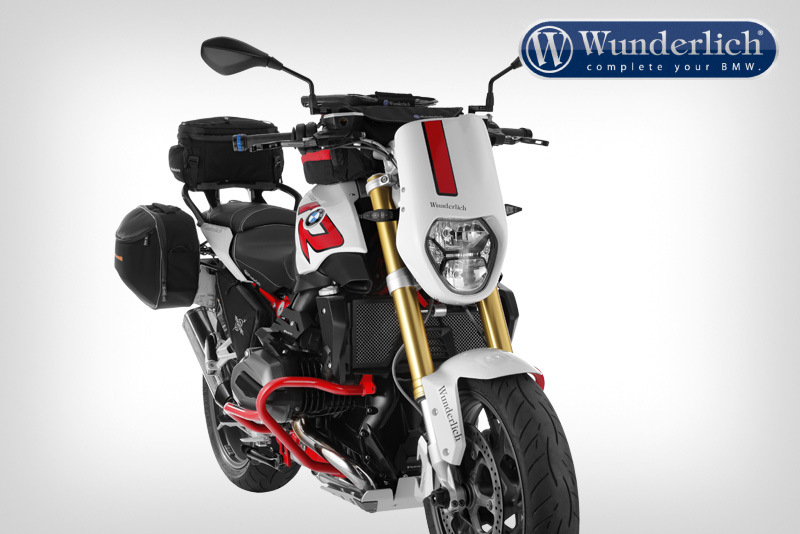 Wunderlich crash bars