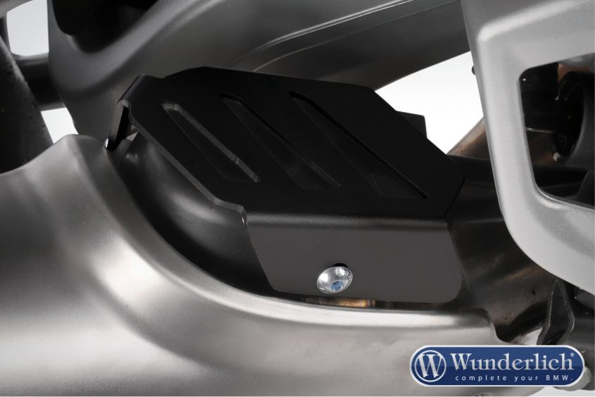 Exhaust flap cover
