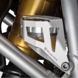 Brake reservoir protector rear