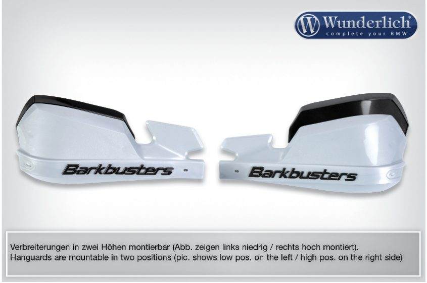 Handguards Barkbusters