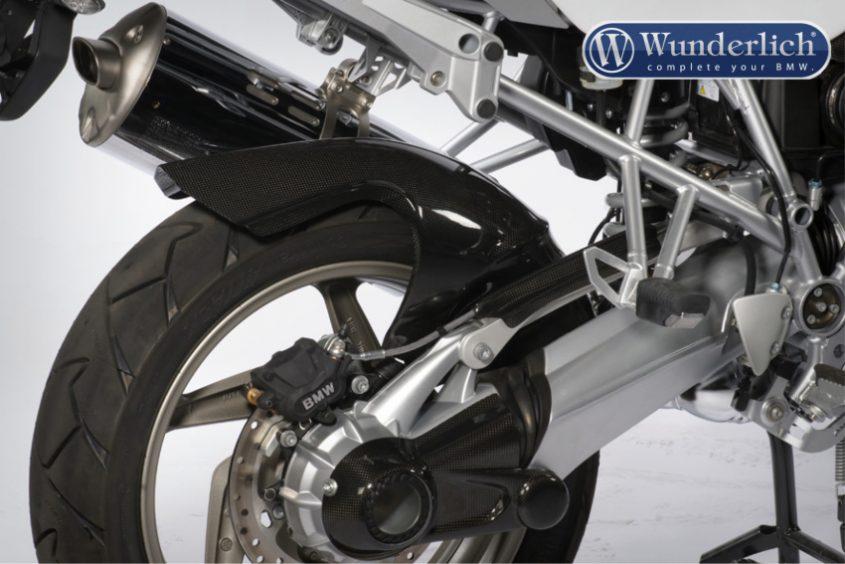 Rear wheel hugger (with ESA)