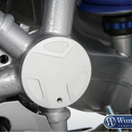 Swingarm pivot covers