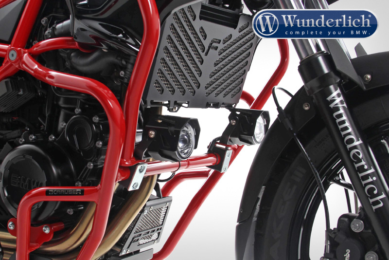 Wunderlich LED additional head light ATON (pipe mounting)