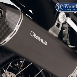 Remus mufflers Black Hawk R 1200 GS LC
