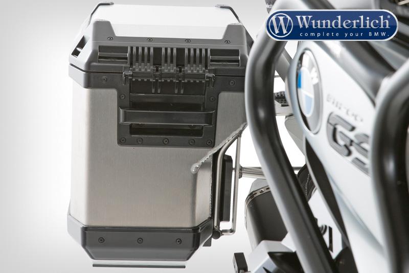 Krauser Cutout luggage system R1200GS + Adv LC