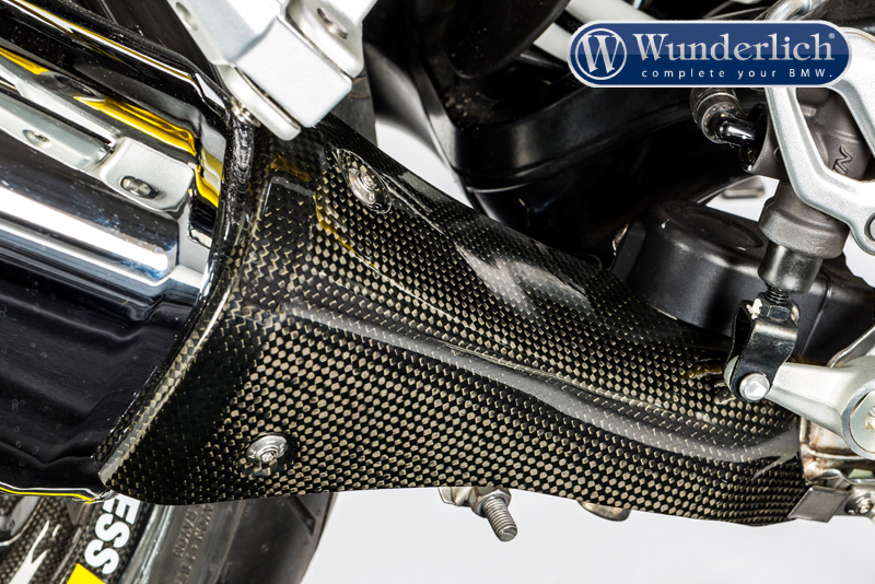 Exhaust heat guard R 1200 R / RS LC