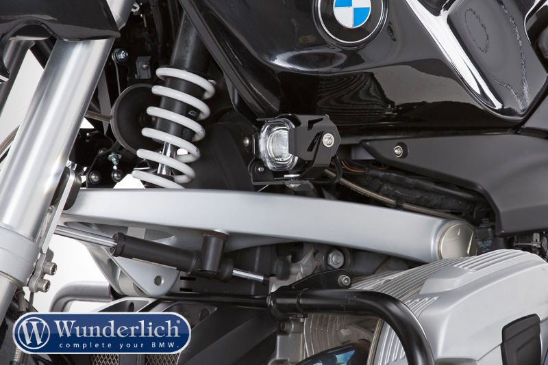 "Wunderlich LED additional headlight ""MicroFlooter"" R 1200 R"