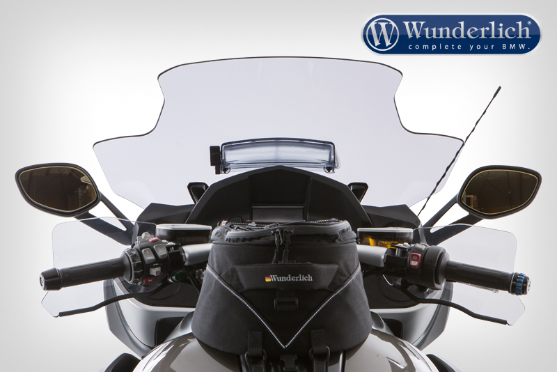 Windscreen K 1600 with ventilation