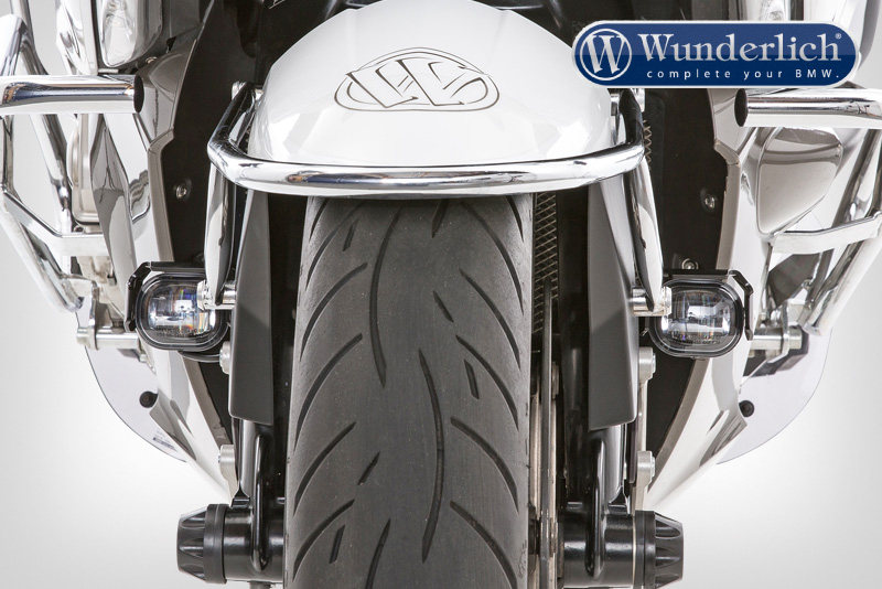 LED additional headlight for Duo-lever assembly