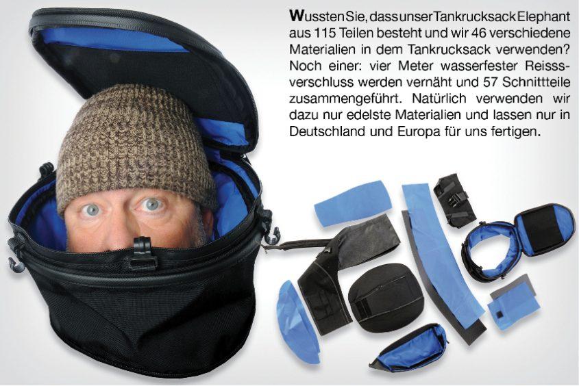Tank bag Basic