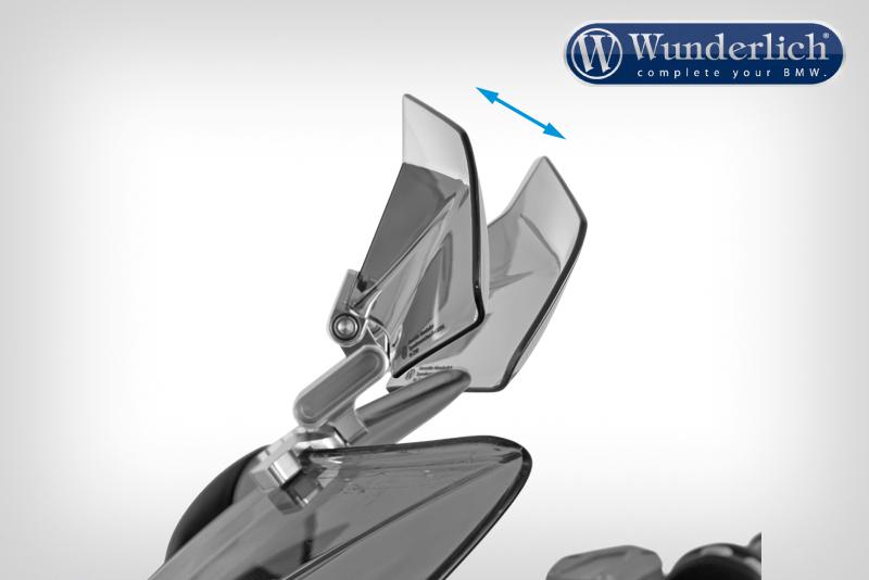 Spoiler Vario-ERGO 3D R1200RS LC  titanium