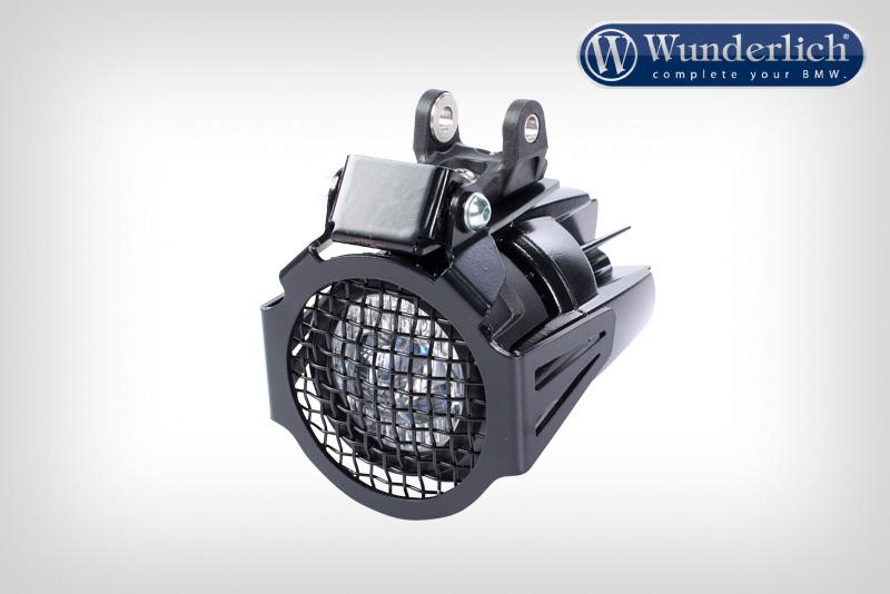 Wunderlich light protection grille for BMW original additional light