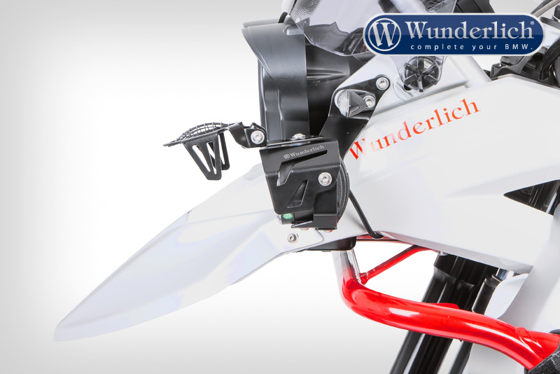 Auxiliary light protection grill ATON