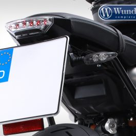 "Wunderlich license plate holder """"""""""""""""SPORT"""""""""""""""" (with orig. rear light holder"