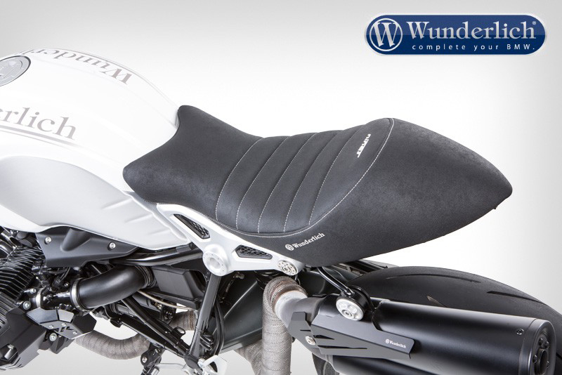 Wunderlich One-piece Faux Leather Seat