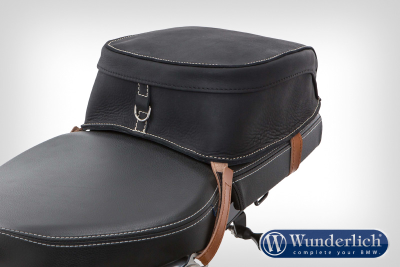 Leather R nineT tail bag