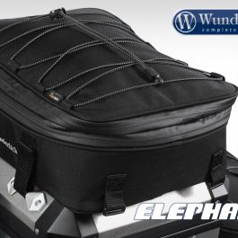 "Wunderlich Top Case Bag """"""""""""""""Elephant""""""""""""""""""""""""Elephant"""""""""""""""" Top Case Bag"""";Custom fit top case bag for all original BMW aluminum top cases (with or without rack) as well as Hepco"