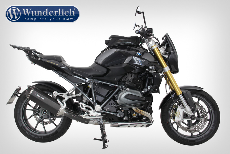 Wunderlich tail conversion- tail faring R 1200 R / RS LC