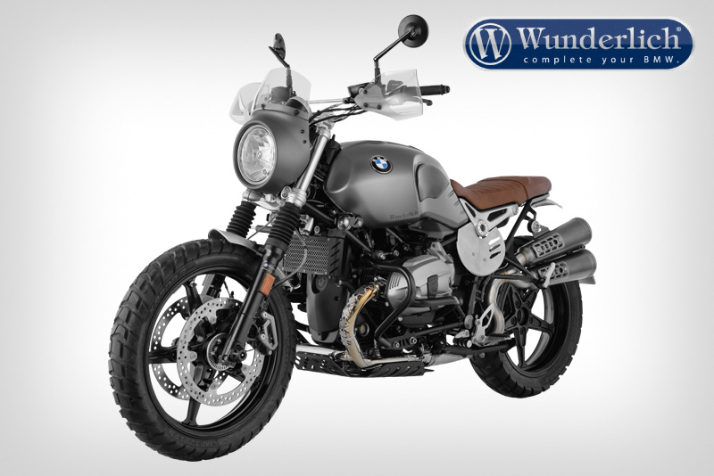 "Wunderlich """"""""""""""""VINTAGE TT"""""""""""""""" light screen R nineT Scrambler"