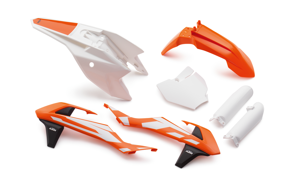 KTM Plastics Kit 50 SX Mini / 50 SX 13-17