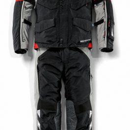 Bmw Rallye Jacket Black Red Procycles