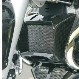 Oil cooler surround