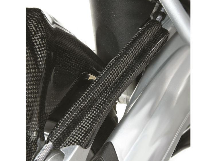 Brake line cover