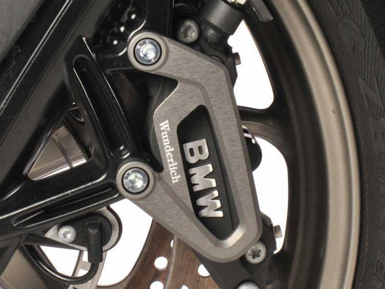 Brake caliper cover front