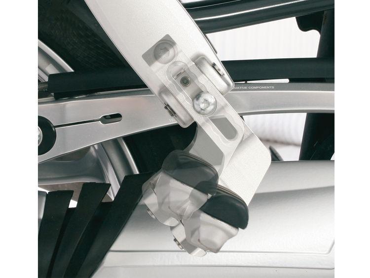 ERGO Passenger + footrest lowering kit