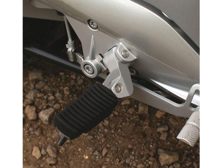 ERGO footrest lowering Rider
