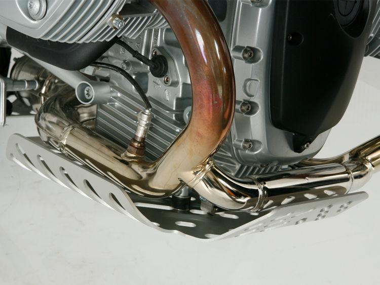 Engine protection plate Dakar