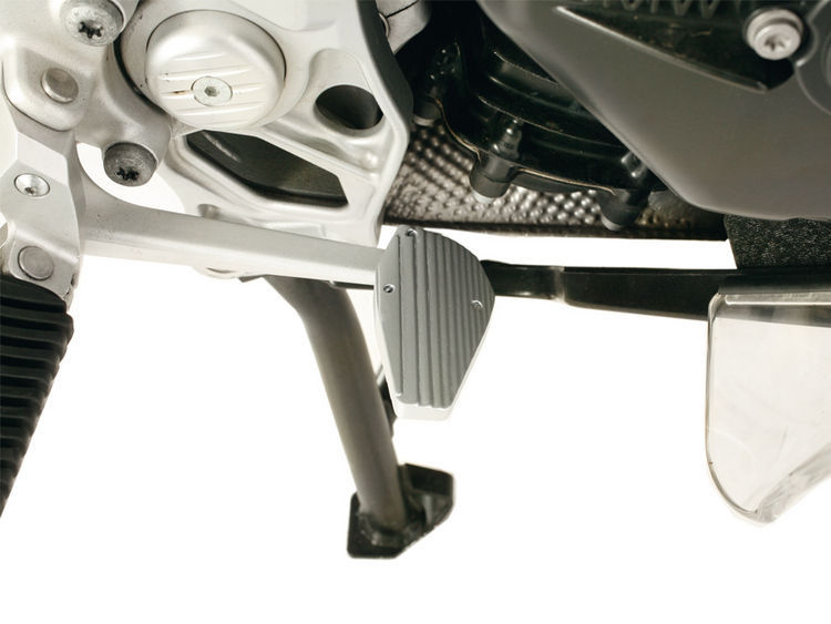 Brake lever enlargement