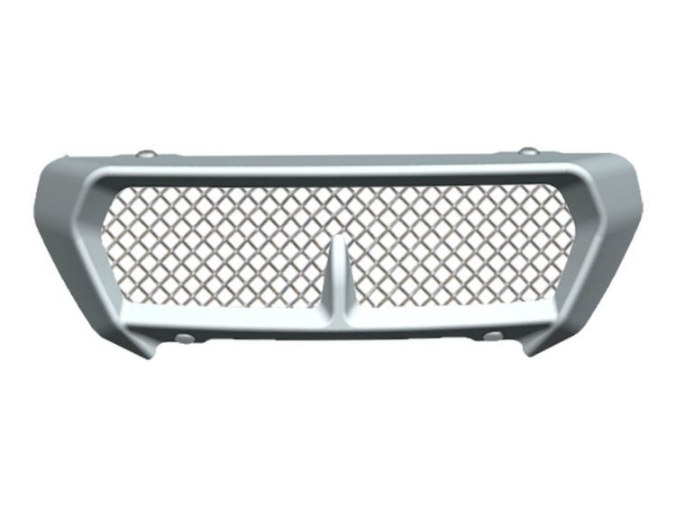 Xtreme oil cooler grill