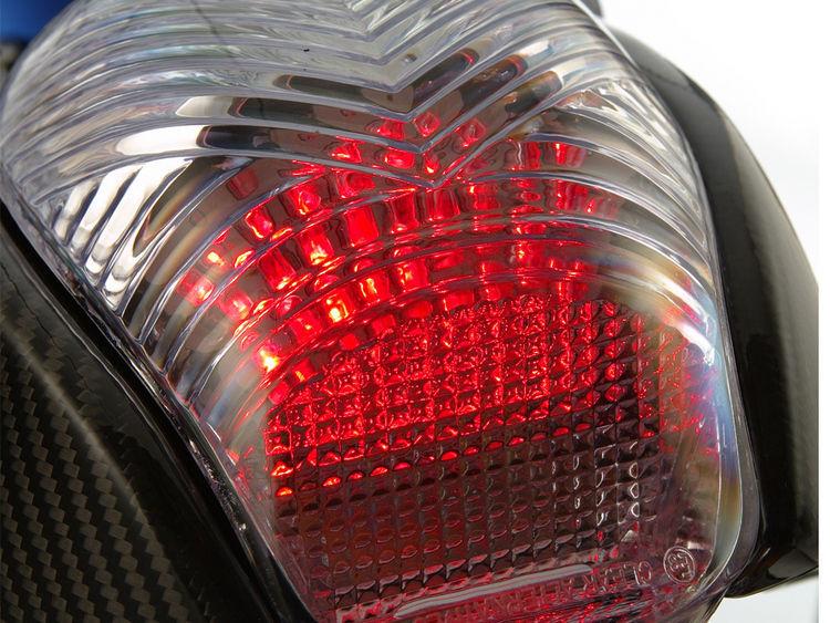 Rear light LED e-certified