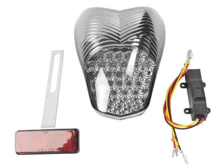 Clear rear Light | LED